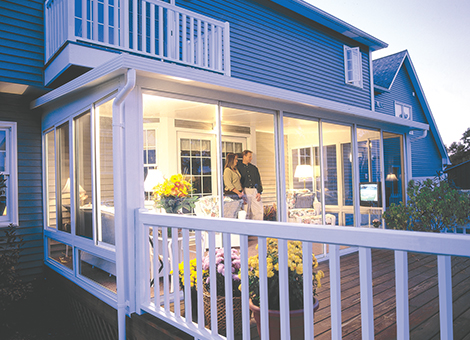 The Most Popular Patio Enclosure, The Three Season Sunroom Is An Easy,  Affordable Way To Extend Your Outdoor Living Season. Add Living Space At A  Fraction ...